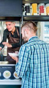 cheap business ideas - food truck