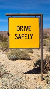 keep your driving record clean