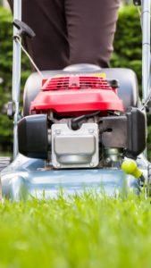 cheap business ideas - lawn mowing